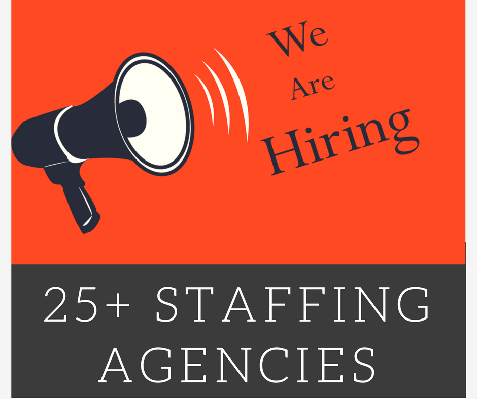 Top 25+ Staffing Agencies to Help You Hire Fast