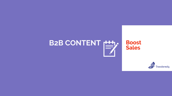 B2B Content Curation