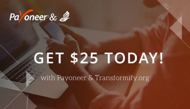 Payoneer_Transformify_USD25_Offer